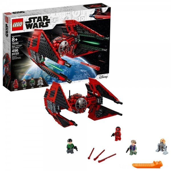 Black Friday - LEGO Star Wars Major Vonreg's TIE Fighter 75240