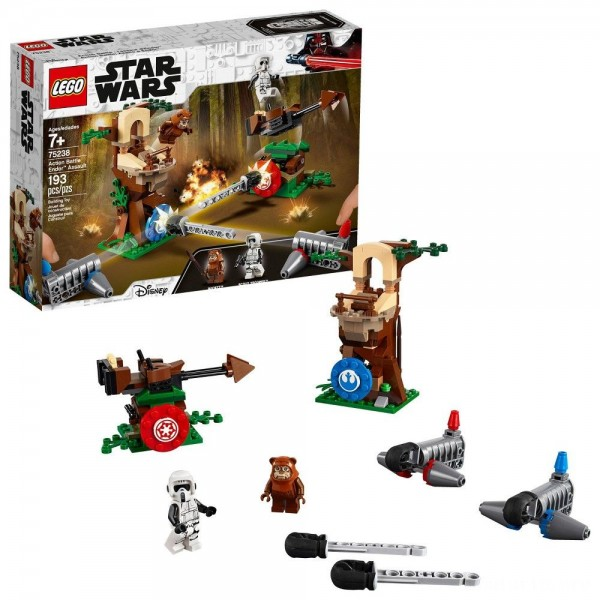 Black Friday - LEGO Star Wars Action Battle Endor Assault 75238